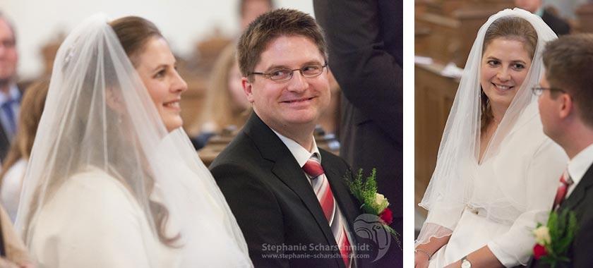 Hochzeitsfotos – Foto eines glückliche Brautpaar – Fotograf in Dormagen