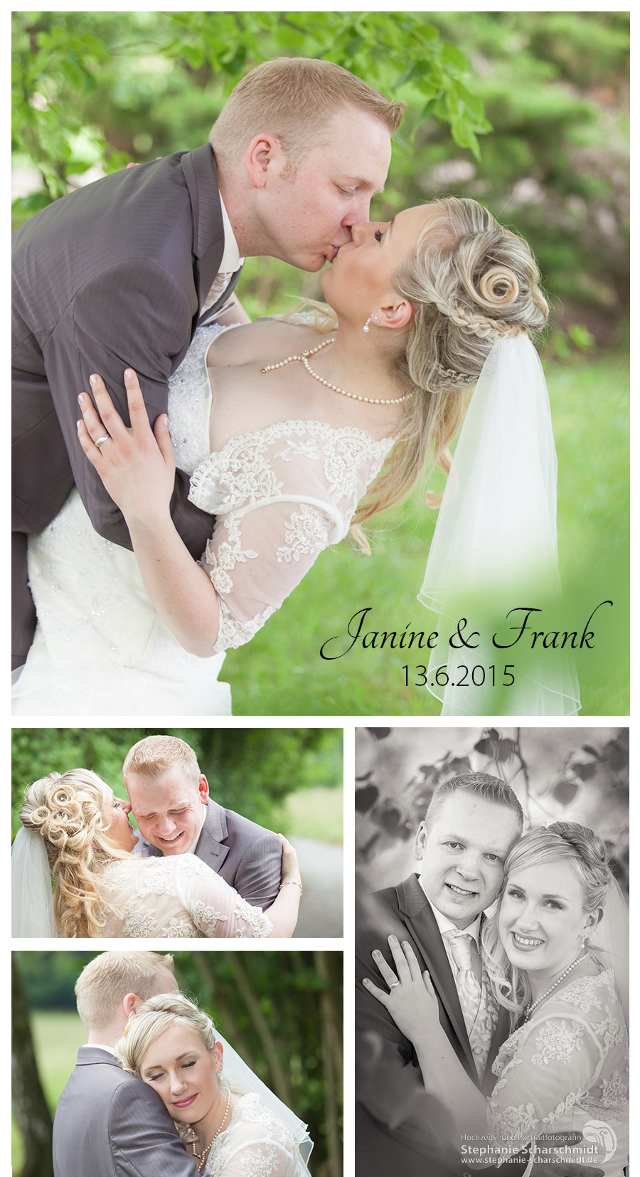 Hochzeitsfotograf Plauen im Vogtland – Hochzeits- und Portraitfotografin Stephanie Scharschmidt