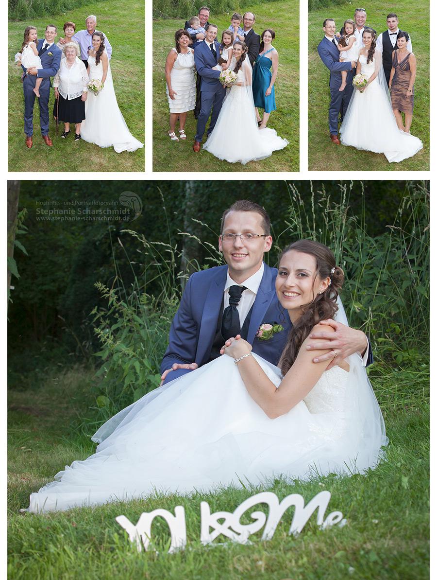 Fotos bei Familienfeierlichkeiten in Plauen - Hochzeits- und Portraitfotografin Stephanie Scharschmidt