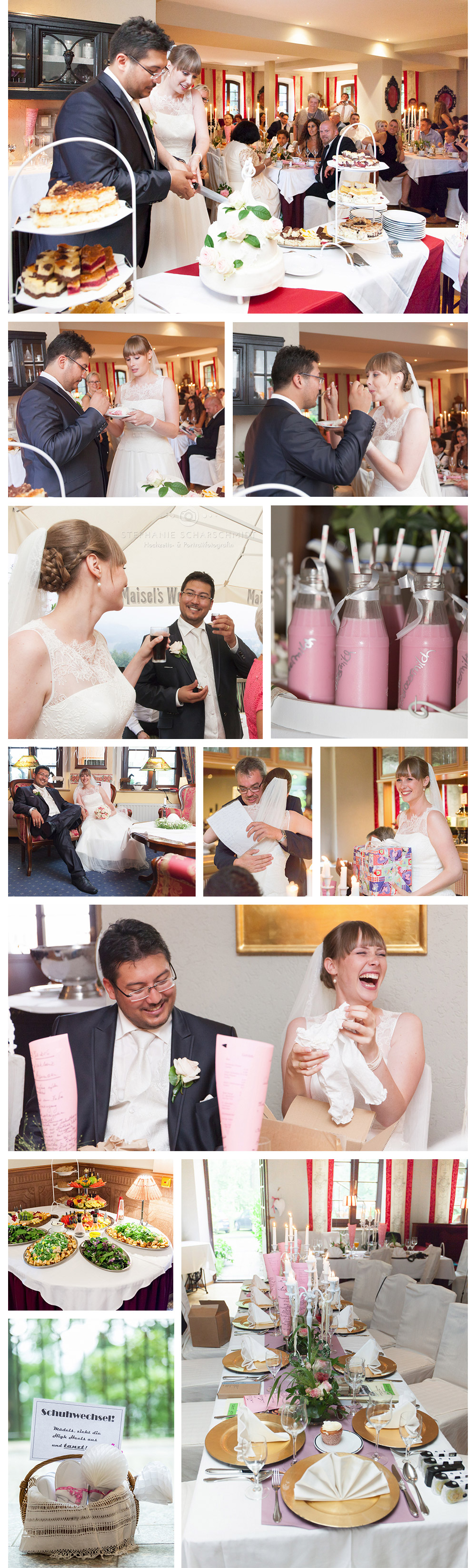 Hochzeitstorte in Plauen
