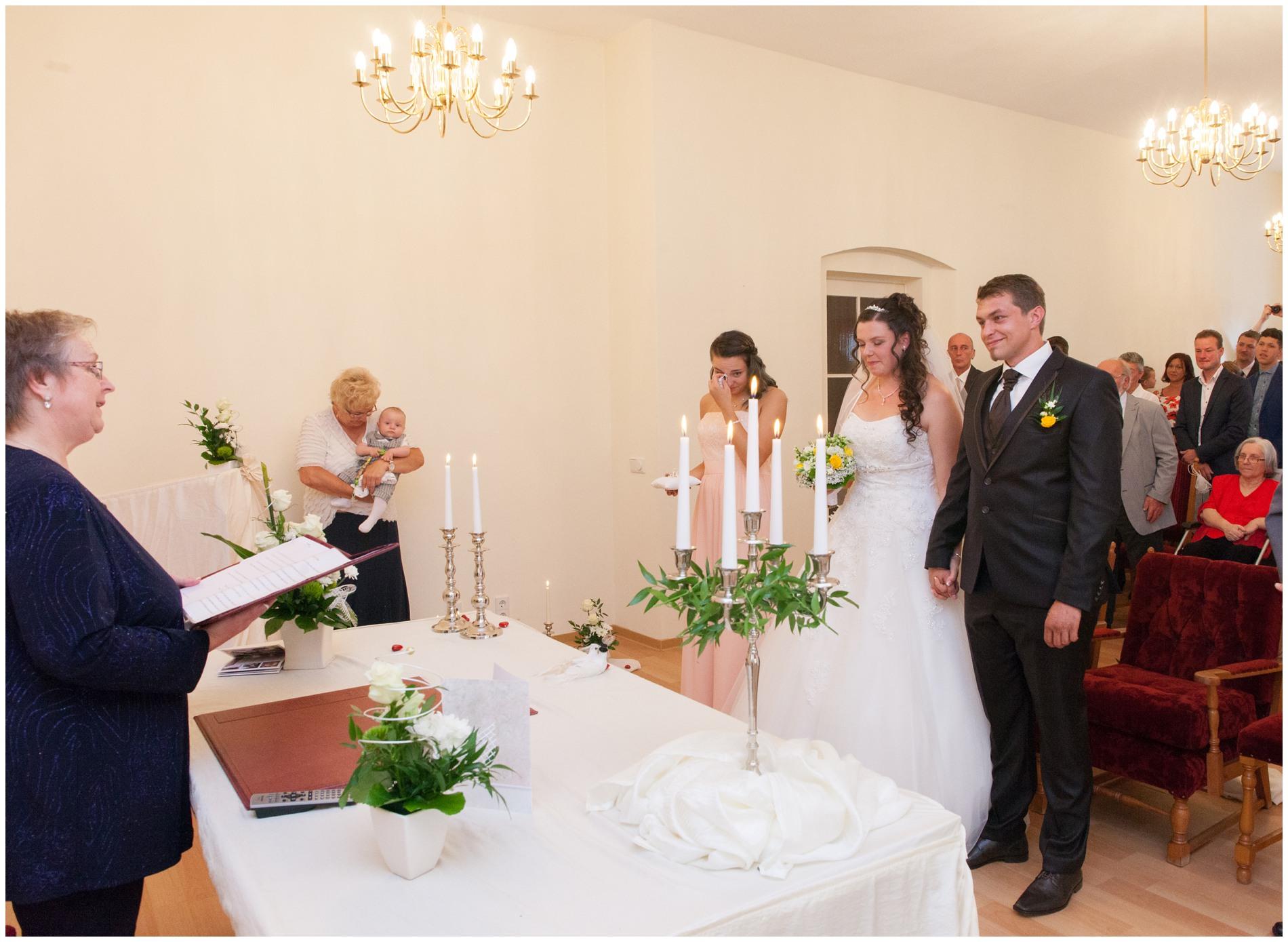 Ja-Wort in Greiz - Hochzeitsfotograf in Greiz