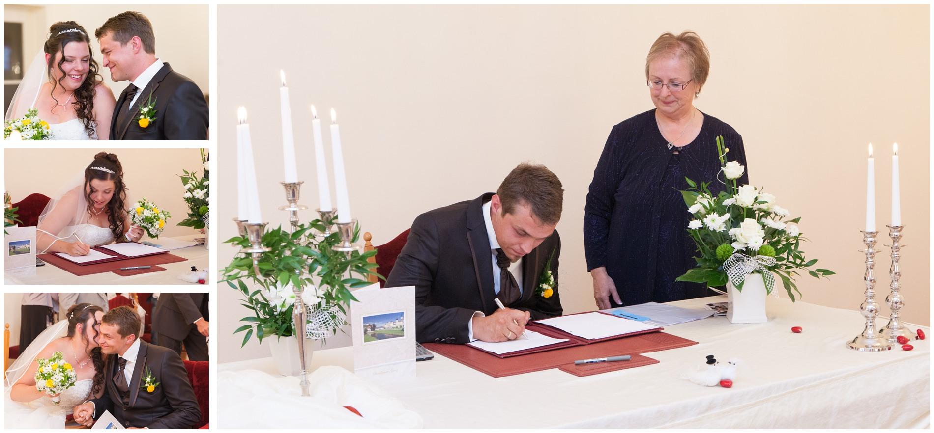 Standesamtliche Trauung im Landkreis Greiz in Thüringen – Hochzeitsfotograf Thüringen