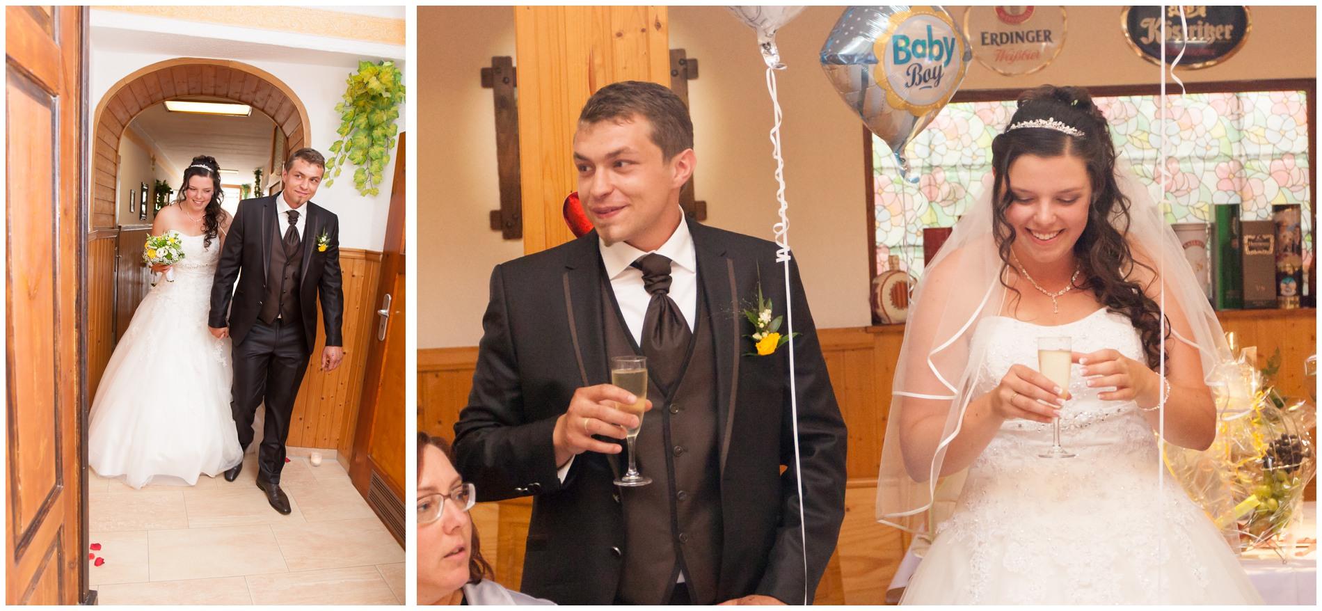 als Hochzeitsfotograf in Greiz