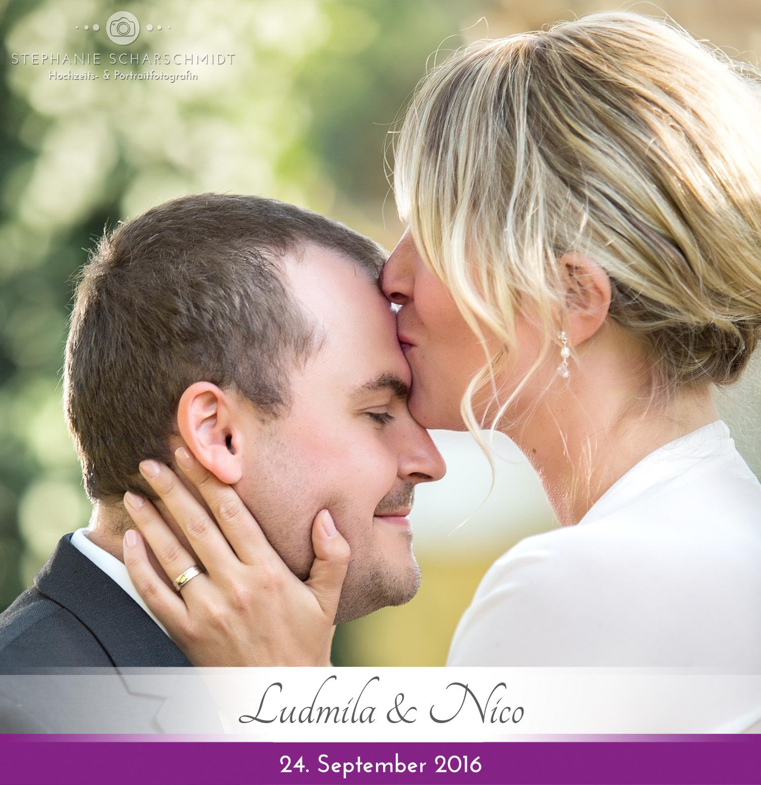 Nico Hochzeit - Hochzeitsfotograf Sachsen Stephanie Scharschmidt
