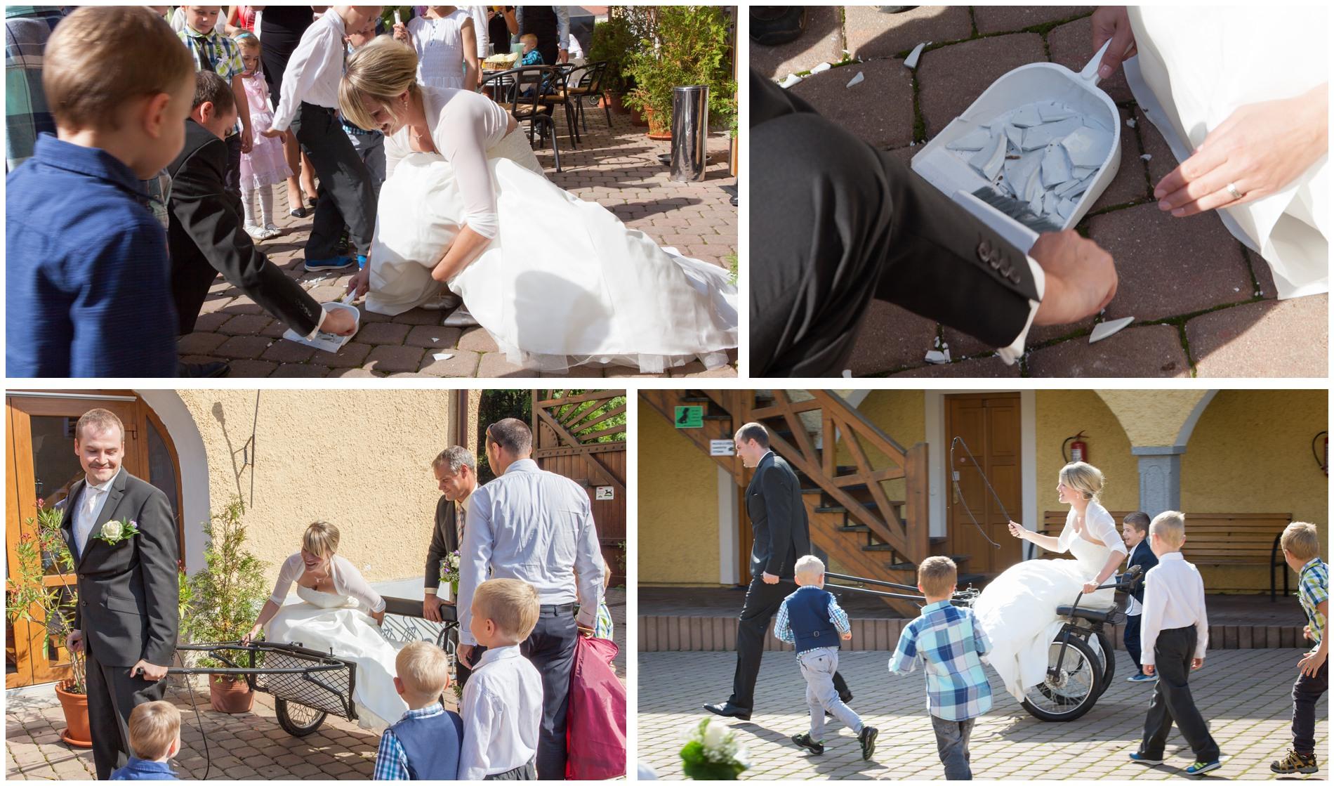 Hochzeitstraditionen - tschechien