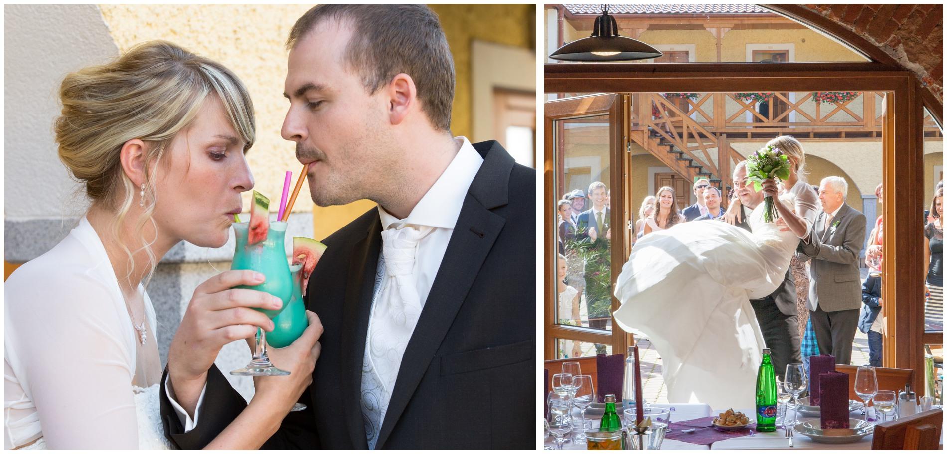 Hochzeitsfotos: Ludmila und Nico (Resort Stein in Cheb, Tschechien)