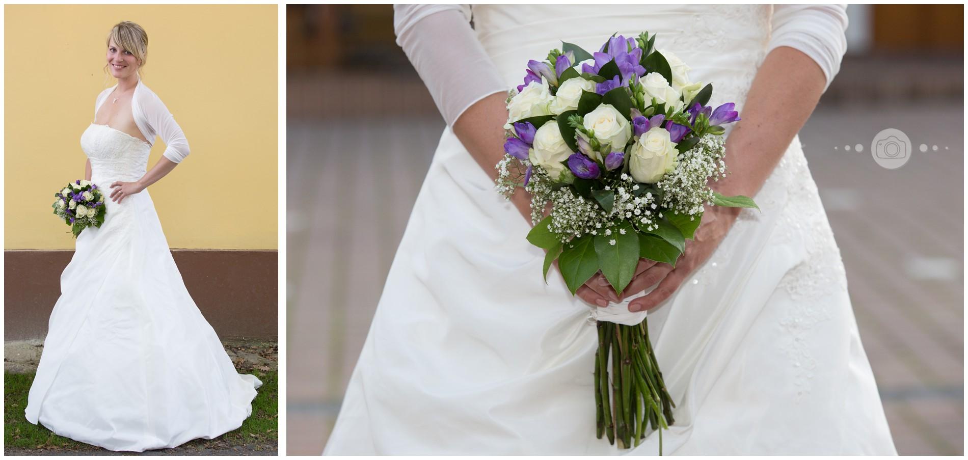 Brautstrauß - Englischsprachiger Hochzeitsfotograf Stephanie Scharschmidt