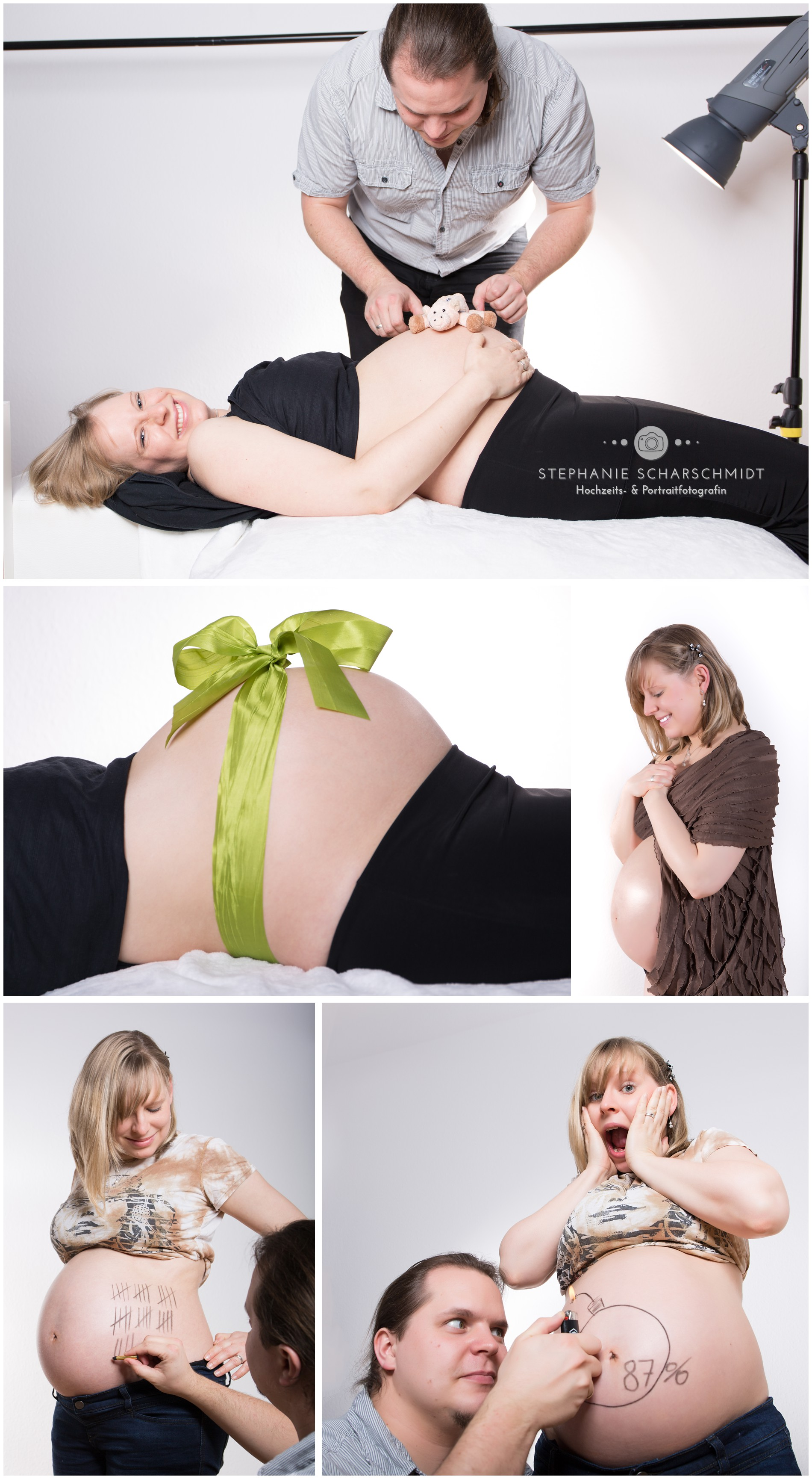 3 Schwangerschaftsfotos Plauen, Zeulenroda, Jena – Portraitfotografin Stephanie Scharschmidt