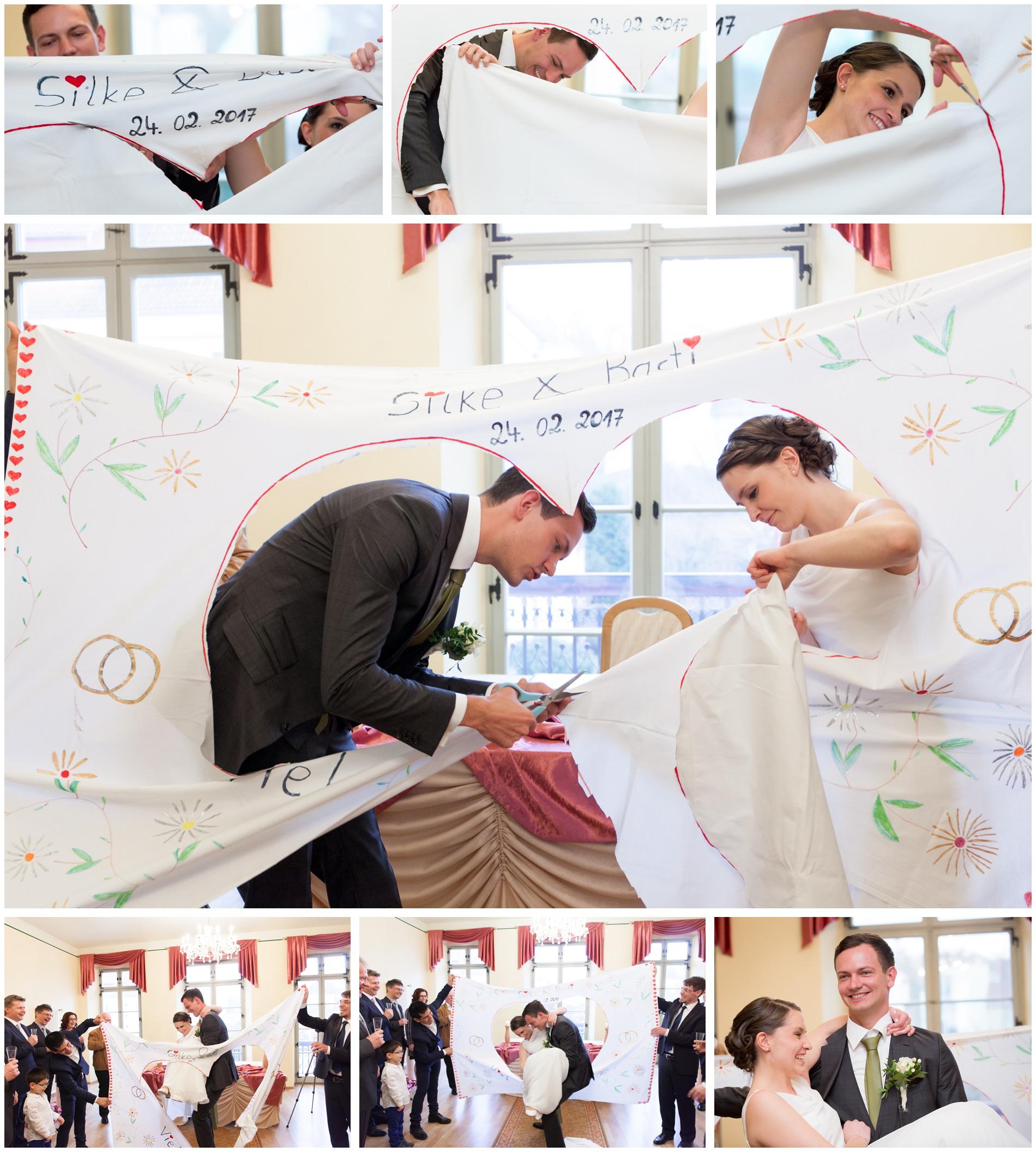 06 - Hochzeitsbräuche Traditionen zur Trauung – Hochzeitsfotograf Gera – Winterhochzeit Gera – Hochzeitsfotografin Stephanie Scharschmidt
