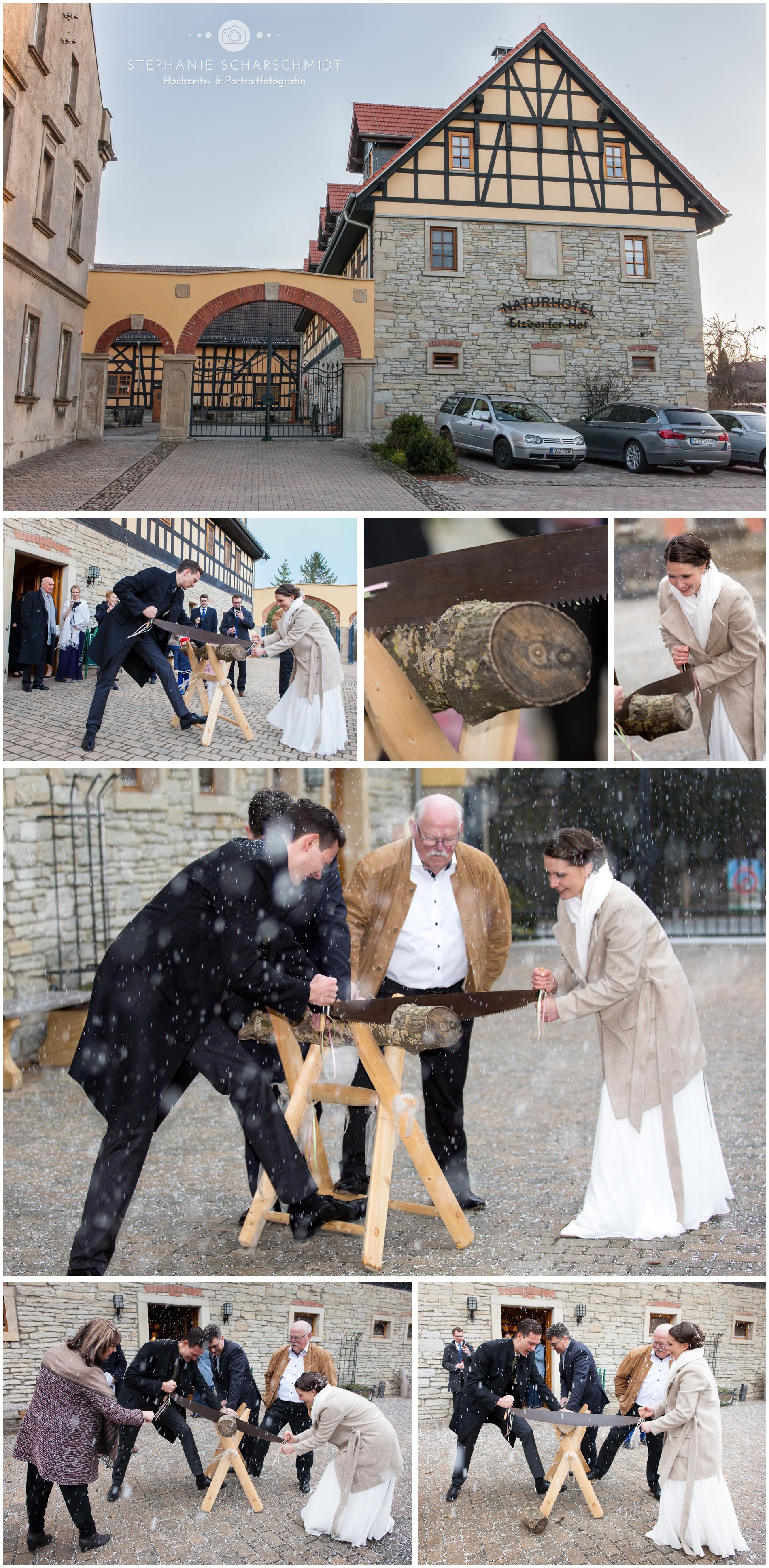 07 - Hochzeitsbräuche – Hochzeitsfotograf Gera – Winterhochzeit Gera – Hochzeitsfotografin Stephanie Scharschmidt
