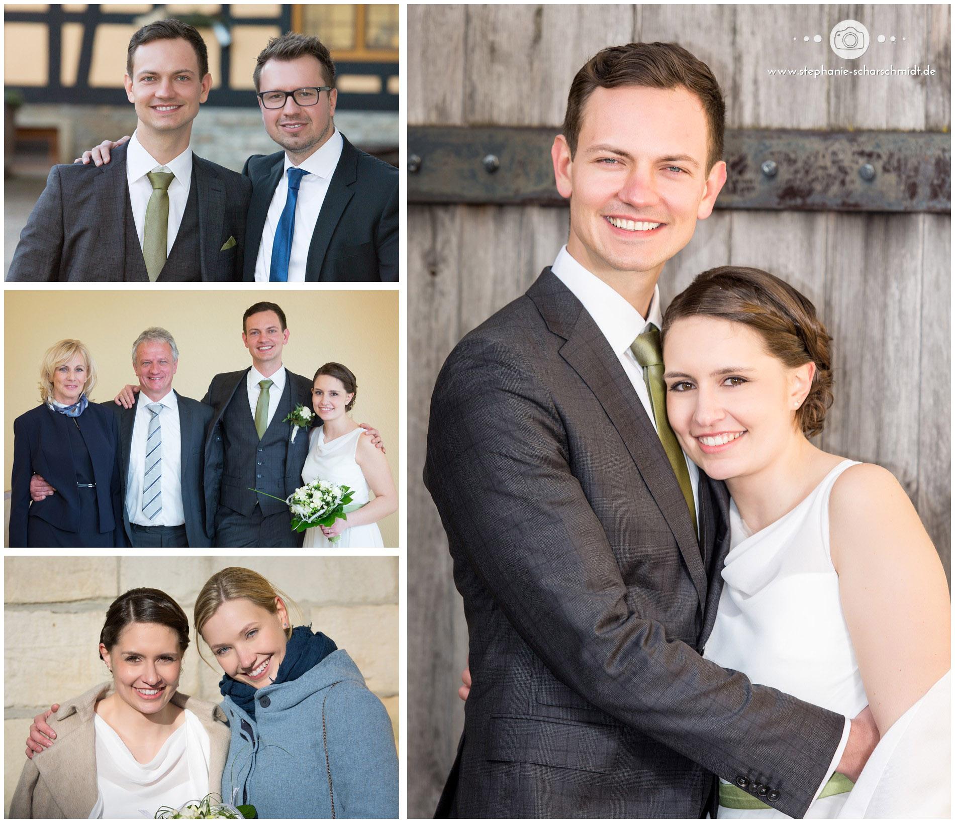 12 – Gruppenfotos – Naturhotel Etzdorfer Hof - Saale-Holzland-Kreis – Hochzeitsfotograf Gera – Hochzeitsfotografin Stephanie Scharschmidt