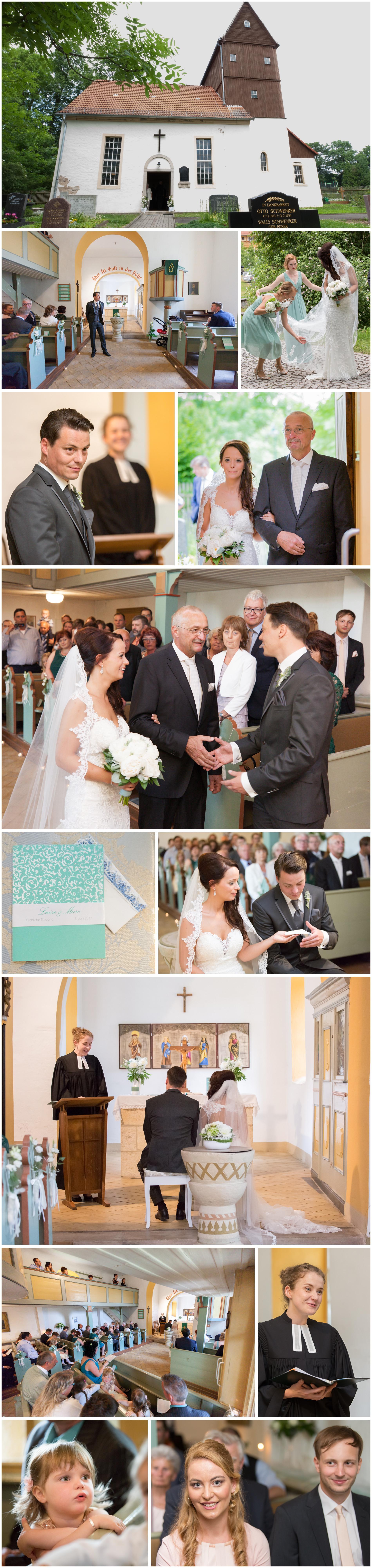 Hochzeitsbilder Thüringen