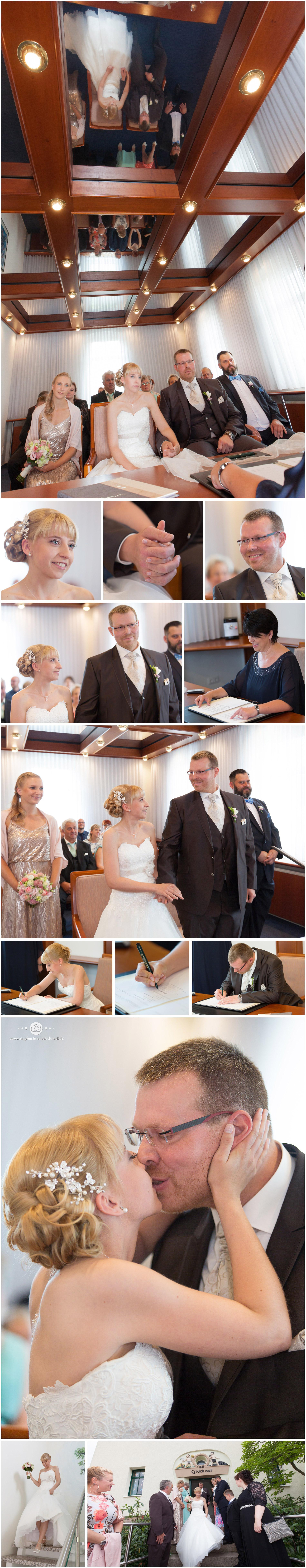 Hochzeit im Standesamt Reinsdorf im Erzgebirge – Hochzeitsfotograf Stephanie Scharschmidt