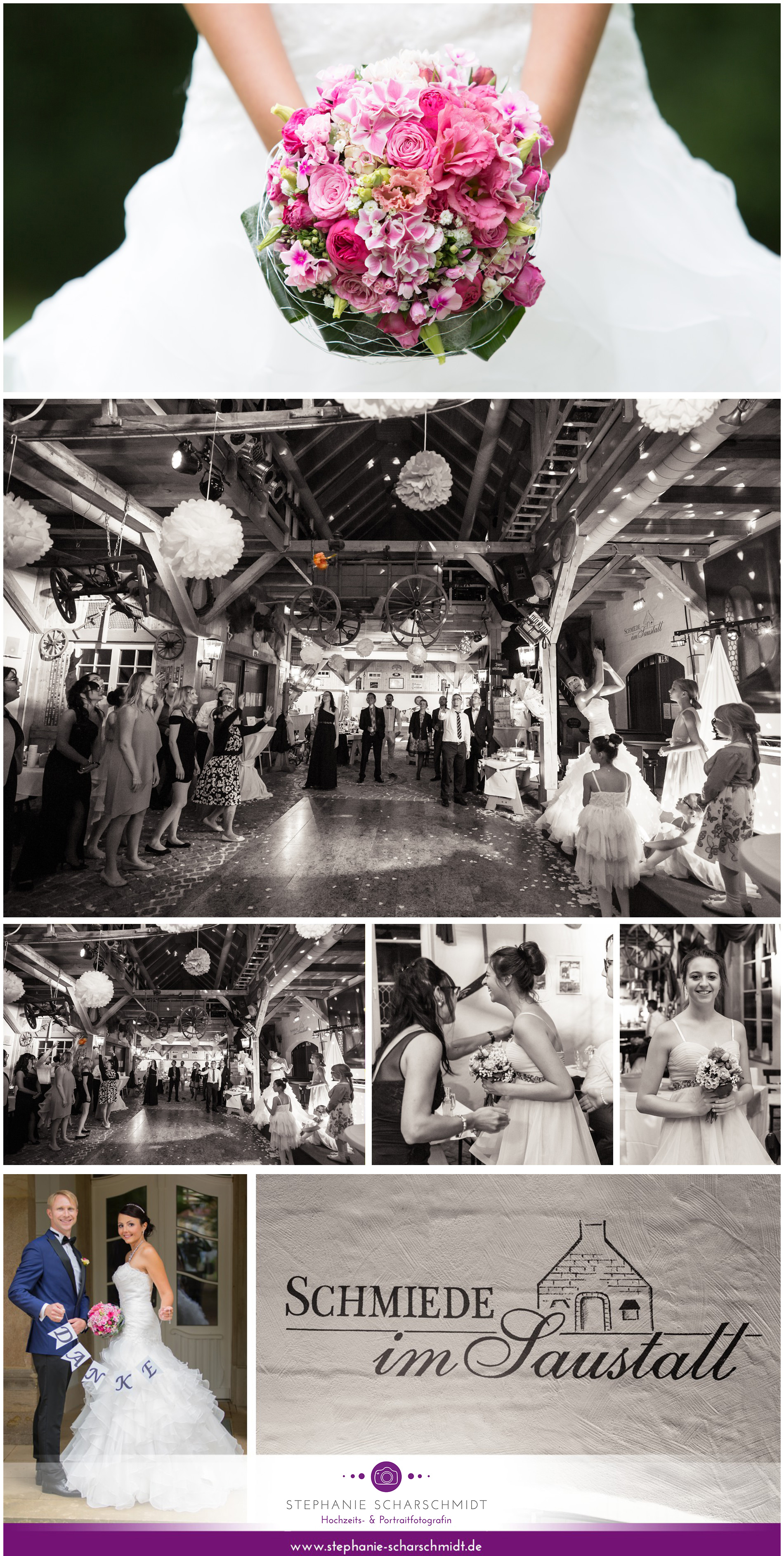 Brauerei Gutshof Wernesgrün Hochzeit  - Hochzeitsfotografen Wernesgrün - Hochzeitsfotograf Stephanie Scharschmidt
