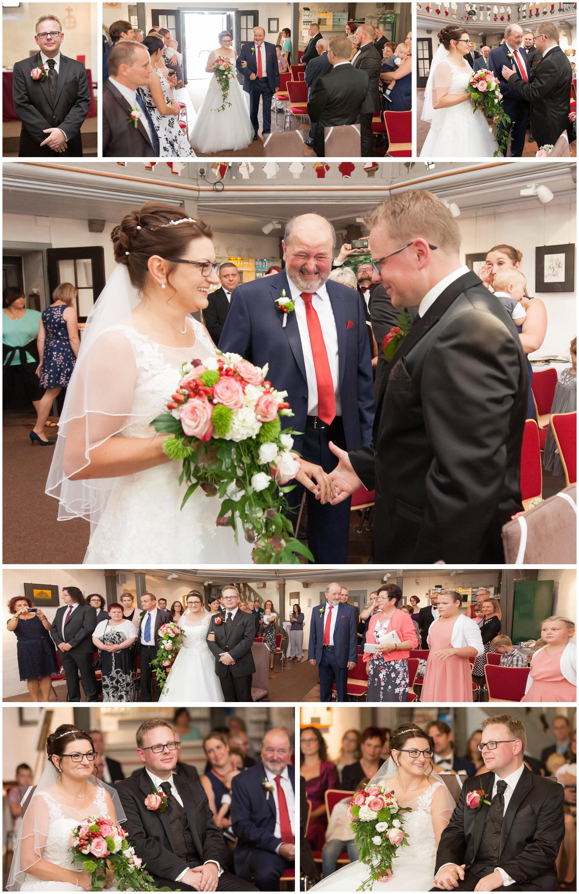 Hochzeitsbilder Kapelle Neuensalz - Hochzeitsfotograf Stephanie Scharschmidt