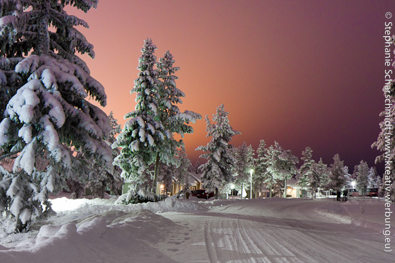 image-32811: my first night in Saariselkä