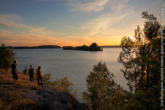 image-24934_b: sunset view at Viikinsaari Island