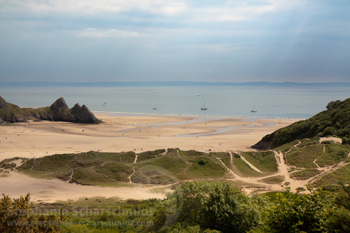 image-42072: Three Cliffs Bay ( Three Cliffs Bay / Wales / UK ) 4.6.2011 14:46