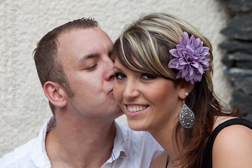 image-45316: couple portraits Isa. & boyfriend ( Jösnitz / DE ) 16.8.2011 14:31
