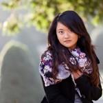 im Herbst mit Lana – Portraits in Viersen