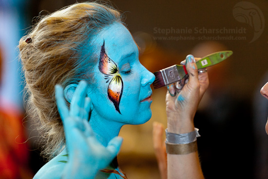 image-46909: Body Painting ( Venlo / NL ) 6.11.2011 13:45
