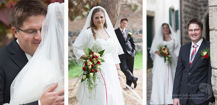 Hochzeitsfotos Brautpaarfotos in Dormagen