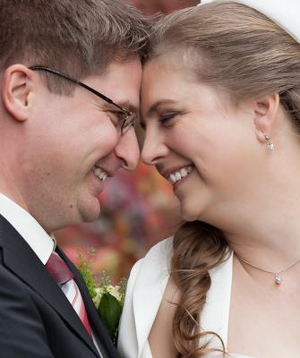 Hochzeitsfotos in Zons, Dormage (St. Martinus Kriche und Hotel Schloss Friedestrom)