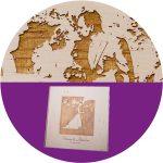 Hochzeitsalbum mit Holz Gravur | einzigartige Hochzeitsalben aus Holz –Hochzeitsfotografin Stephanie Scharschmidt