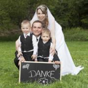Hochzeitsfotos im Standesamt Elsterberg und im Lochbauer in Plauen im Vogtland