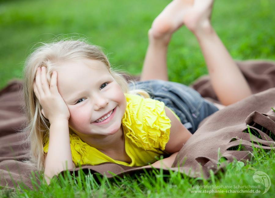 Kinderportraits im Vogtland - Schulfotografin Stephanie Scharschmidt