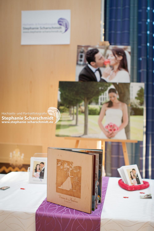 NEU 2015 – Hochzeitsalbum aus Holz - Hochzeits- und Portraitfotografin Stephanie Scharschmidt