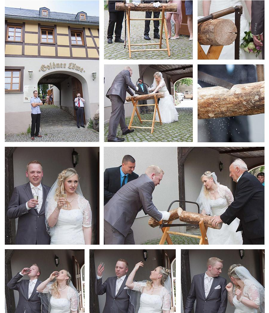 Hochzeitsfeier im Goldenen Löwe in Kürbitz Weischlitz bei Plauen im Vogtland – Hochzeits- und Portraitfotografin Stephanie Scharschmidt