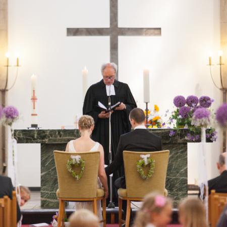 Hochzeitsfotografin für Kirchliche Trauungen im Nettetal, Kreis Viersen