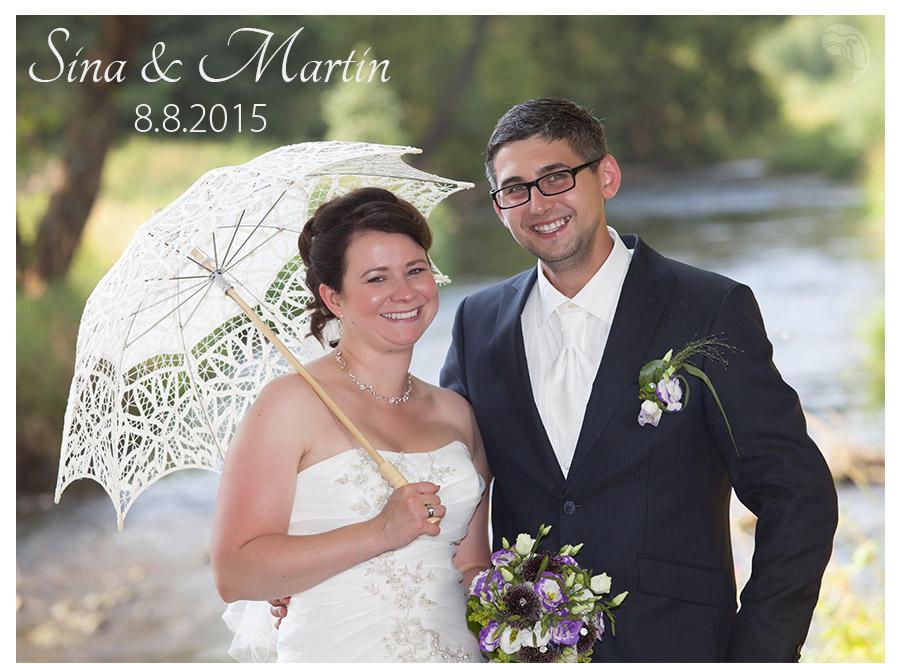 Hochzeit von Sina und Martin in der Pension und Restaurant Lochbauer in Plauen – Stephanie Scharschmidt Hochzeitsfotograf Plauen