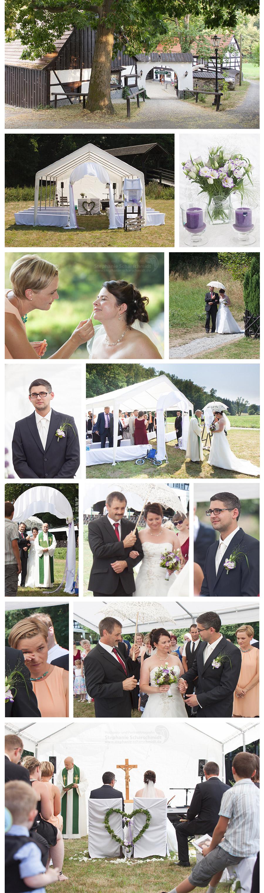 Hochzeit in Gebärdensprache in der Pension und Restaurant Lochbauer in Plauen – Stephanie Scharschmidt Hochzeitsfotograf Plauen