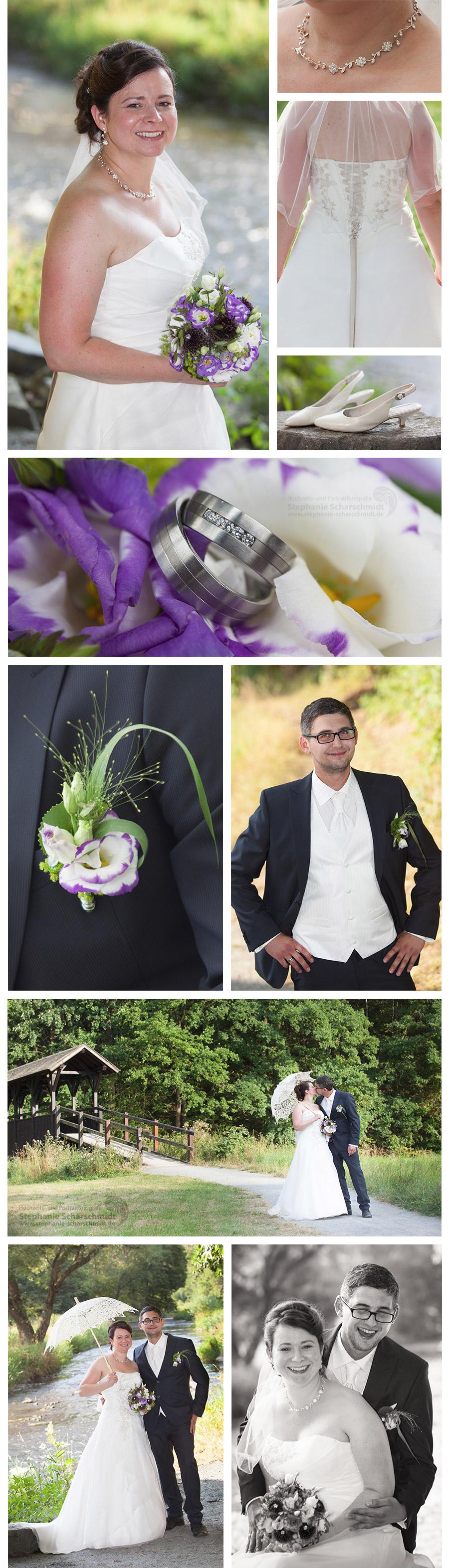 Brautpaarfotos am Lochbauer in Plauen im Vogtland – Stephanie Scharschmidt Hochzeitsfotograf Vogtland