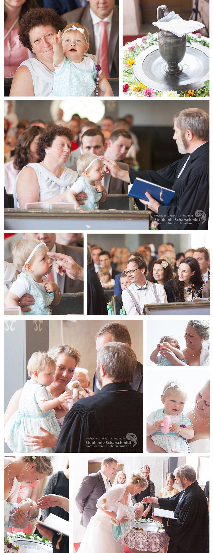 Taufe in der Kiche Zschocken bei Hartenstein - Hochzeitsfotos- Hochzeitsfotograf Zwickau Stephanie Scharschmidt