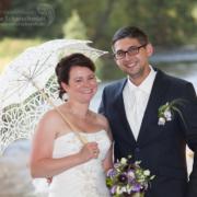 1. Hochzeit von Sina und Martin in der Pension und Restaurant Lochbauer in Plauen – Stephanie Scharschmidt Hochzeitsfotograf Plauen