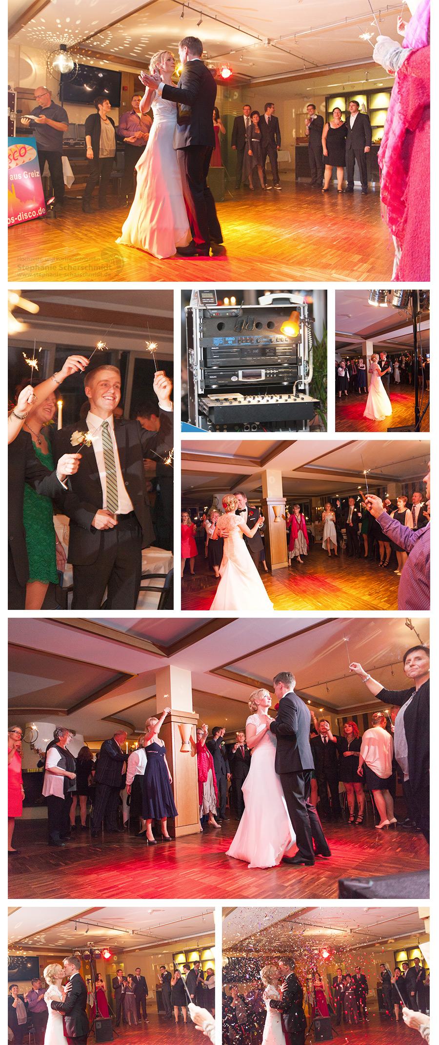 10. Hochzeitstanz im Bio Seehotel Zeulenroda- Hochzeitsfotograf Bio-Seehotel Zeulenroda- Hochzeits- und Portraitfotografin Stephanie Scharschmidt - Hochzeitsfotograf Bio-Seehotel Zeulenroda –