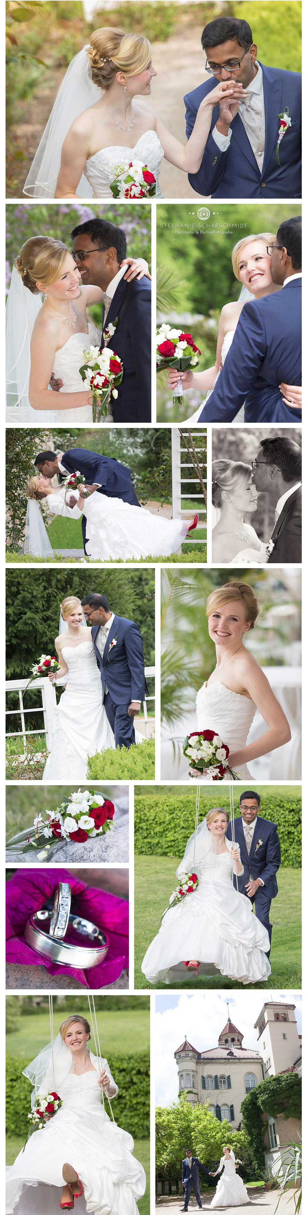 4 Schloss Waldenburg , englischsprachiger Hochzeitsfotograf -internationale Hochzeit in Sachsen