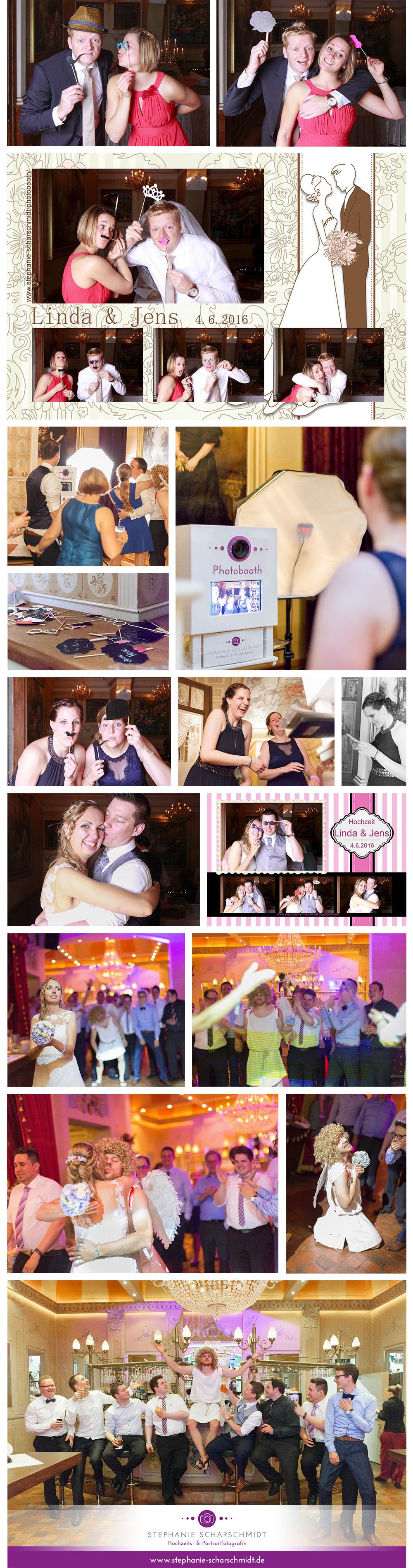 Photobooth – Die Resonanz war überwältigend: ein echtes Party-Highlight mit Spaßgarantie für Jung und Alt