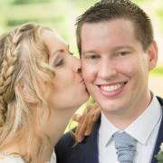 Hochzeitsdekoration im Vogtland