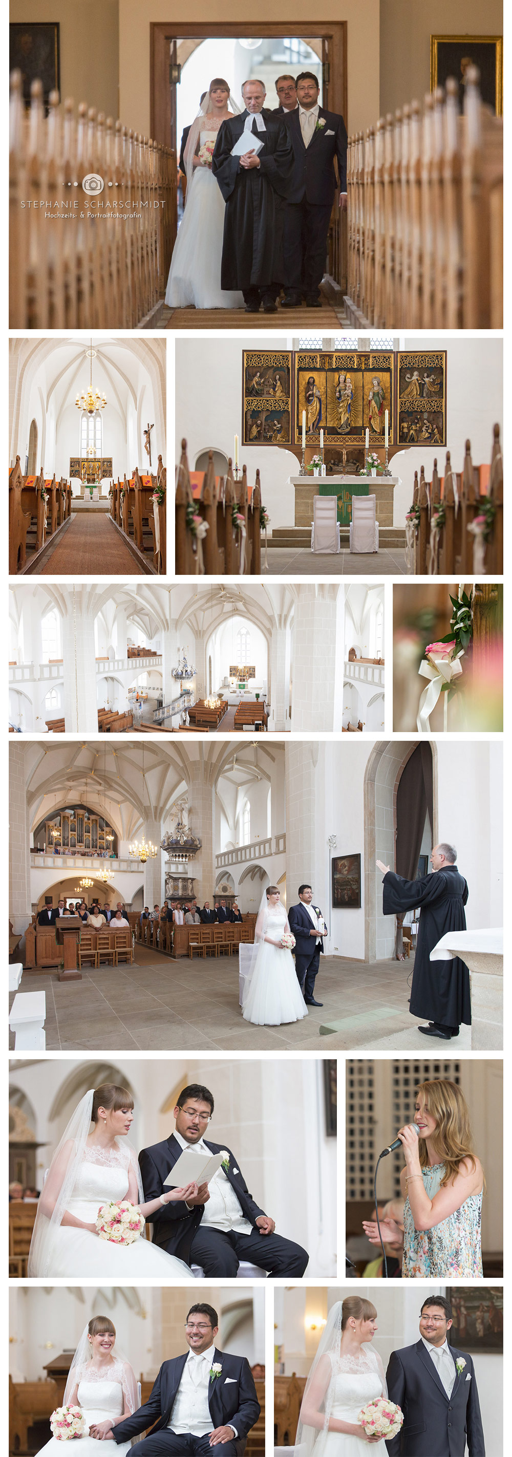 Heiraten in der Johanniskirche in Plauen