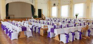 Hochzeitslocation ist der Goldene Löwe in Kübitz