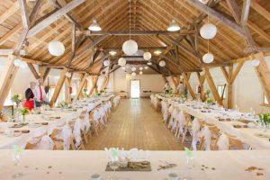 Heubodensaal im Pfaffengut Plauen – Locations für die Hochzeitsfeier in Plauen im Vogtland