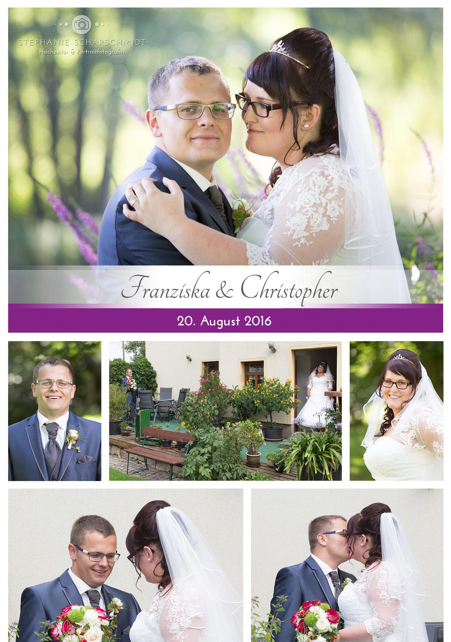 1 Hochzeitsreportage – Hochzeitsfotograf Treuen