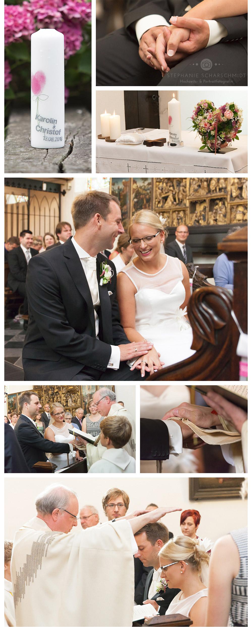 Kirchliche Trauung in Niederkrüchten Ganztags-Hochzeitsreportage