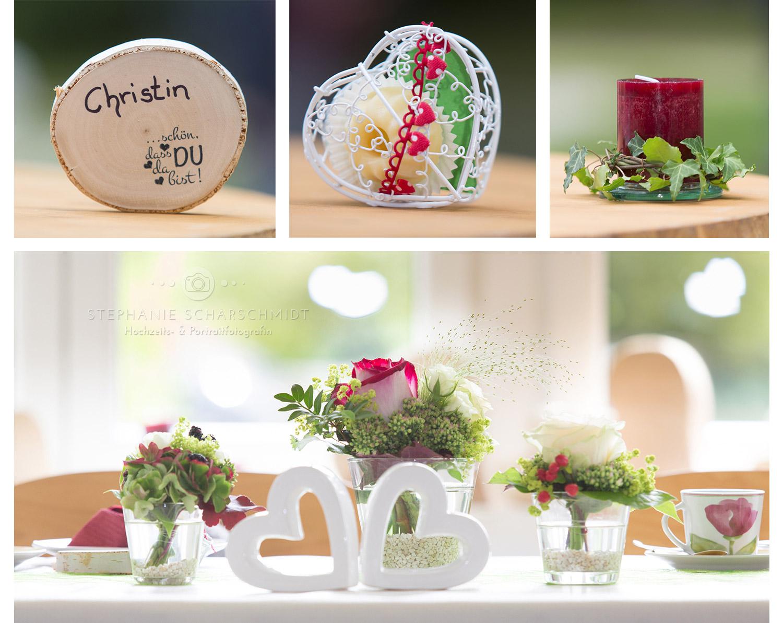 11 Hochzeitsdekoration – Hochzeitsfotograf Treuen