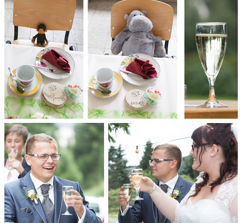 12 Sektempfang – Hochzeitsfotograf Treuen