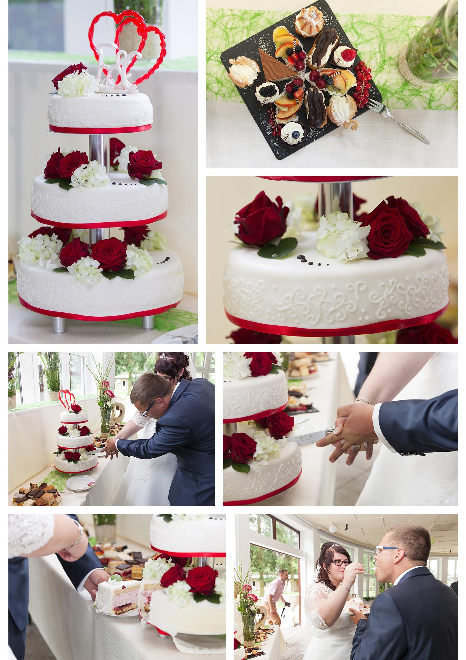 15 Hochzeitstorte – Hochzeitsfotograf Treuen